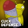 Click defense: green danger
