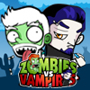 Online hry - Zombies vs Vampires